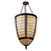 Honey Cone Geometric Pendant Light