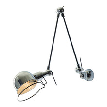 Brair 13 Adjustable Arm Wall Light