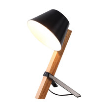 Cricket Table Lamp - Black