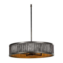 Jawa Large Iron Pendant Light