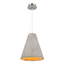 Oct Concrete Pendant Light