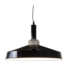 Jefferson Black Industry Pendant Light