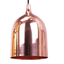 Lumi Copper Pendant Light