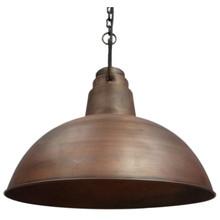 Copper Iron Hanging Pendant Lamp