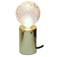 Gold Torch Table Lamp