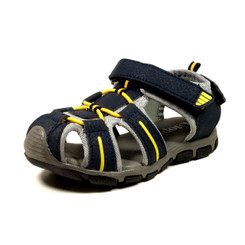 Nova Utopia Toddler Little Boys Summer Sandals - NFBS04 Grey
