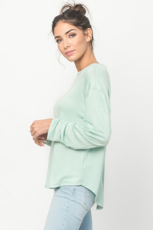 Terry Boyfriend Tunic