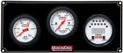 61-7031  -  Gauge Panel Assembly - Extreme - Oil Pressure/Digital Tachometer/Water Temp - White Face - Warning Light - Kit