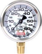 56-006 - Tire Pressure Gauge Head - 0-60 psi - Quickcar Tire Pressure Gauges - Each