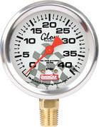 56-0042 - Tire Pressure Gauge Head - 0-40 psi - Glo - Quickcar Tire Pressure Gauges - Each