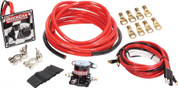 50-236  -  Wiring Kit - Ignition/Battery - Heavy Duty - Battery Cable/Solenoid/Switch Panel/Terminals - 4 Gauge - Kit
