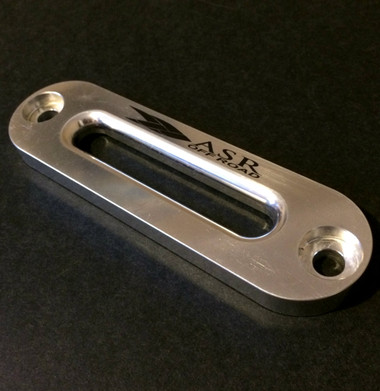 Billet 6061 Aluminum Fairlead - Medium 6""