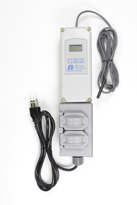 Control the heating and cooling of your fermenter with this Ranco two-stage temperature controller.