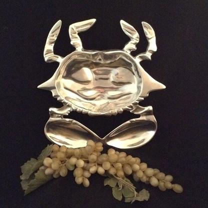 Crab Chip and Dip