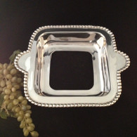 Beaded Edge Pyrex Holder 8 x 8