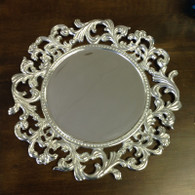 Frilly Edge Charger or Tray