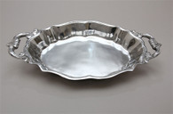 Ornate Oval Casserole