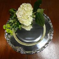 Queen Anne Round Platter
