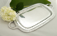 Scalloped Tray--Small