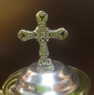 Ornate Cross Lid
