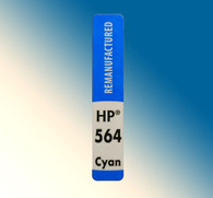 4725, Label HP 564 Cyan