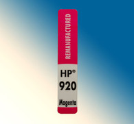 4736, Label HP 920  Magenta