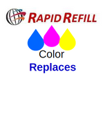 4789, Label Rapid Refill Universal Color - Sheet of 77 Labels