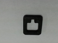 H0593, Rubber Seal, HP Nozzle Flush