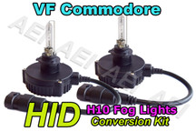 Holden VF Commodore SS-V Calais Fog Lights HID Conversion Kit (CANBUS H10 35W)