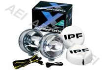 IPF 900 75W 6000K HID Spot Lights (2 x Pencil Beam)