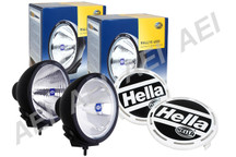 Hella Rallye 4000 55W 6000K HID Spot Lights (Pencil and Flood Beam)