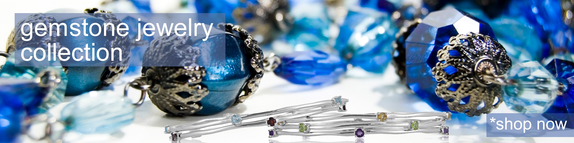 shop gemstone jewelry