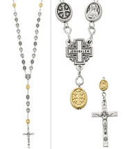 Pewter Made in Jerusalem Rosary