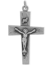 Genuine Sterling Silver Religious Crucifix