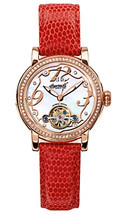 Ladies Red Concord Ingersoll® Watch
