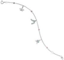 Disney® Cinderella Pink Cubic Zirconia Bracelet