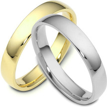 Traditional 5mm Comfort Fit Wedding Band