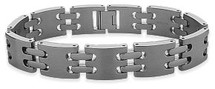 Men's Titanium Designer Bracelet