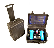 Aqua Sun Responder S - Solar Powered Water Purification System