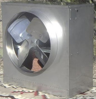 Solar Chill 2412 Fan