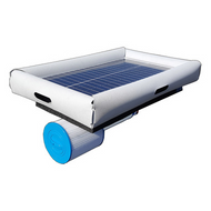 Savior 5,000 Gallon Solar Pool Filter