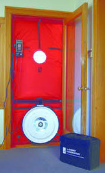 Minneapolis Blower Door Kit