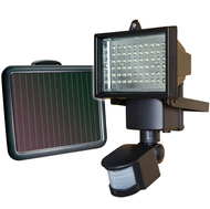 SUNFORCE 60 LED Solar Motion Light