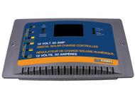 Sunforce 30 amp Digital Charge Controller