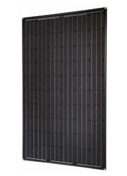SolarWorld 270w Mono module, Black 31mm