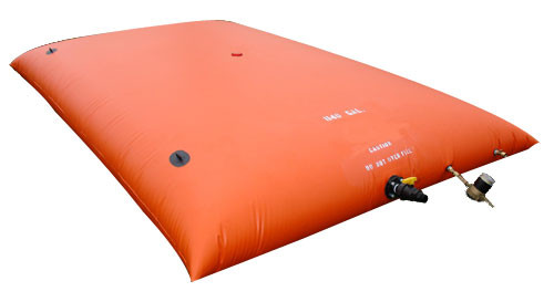 Aqua Sun Pillow Tank - 800 gallon - Orange