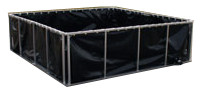 Aqua Sun Collapsible Tank - 2100 gallon