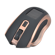 2000DPI 2.4Ghz Wireless Solar Mouse