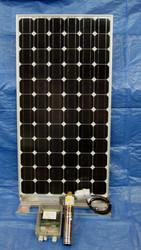 SunRotor 6GPM Solar Water Pump System