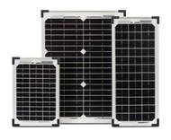 5, 10, and 20 Watt Solar Modules